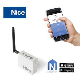 Control Con Smartphone