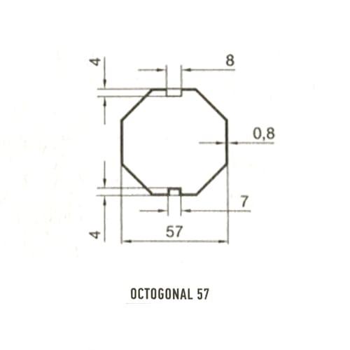 octogonal57