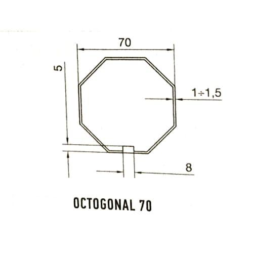 octogonal70