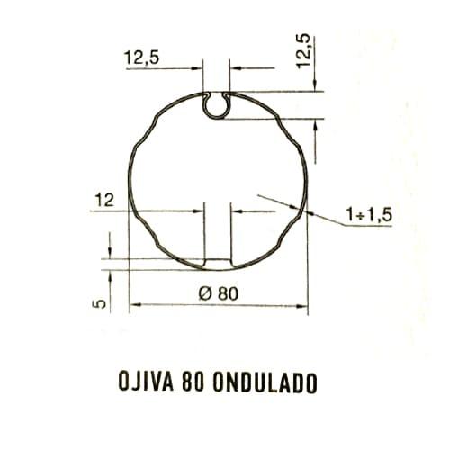 ojiva-80-ondulado