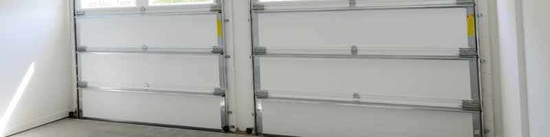 puerta garaje parte interior