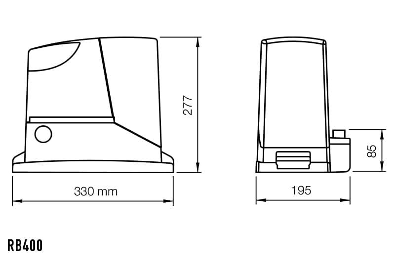 robus-400-dimensiones